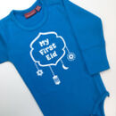 Personalised My First Eid Babygrow