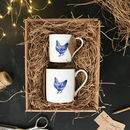 'Chicken' Mini Me Mug Set