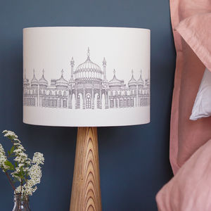 Brighton Pavilion Drum Lampshade