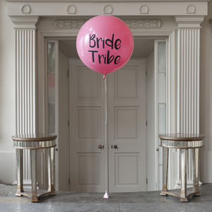 Bride Tribe Giant Balloon