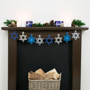 Hanukkah Star Of David Bunting