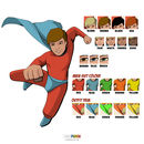 Super Boy Colours