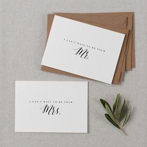 Wedding Cards To My Groom Or Bride