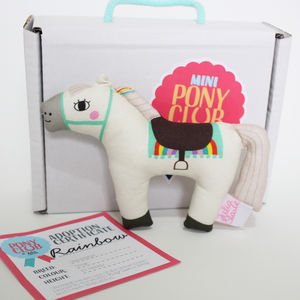 Horse Soft Toy Mini - soft toys & dolls