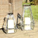Square Based Lanterns