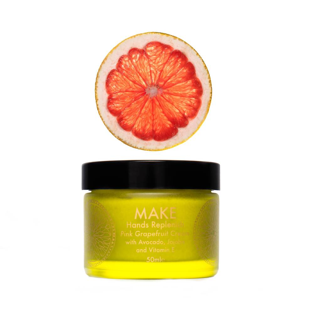 Hands Replenish Pink Grapefruit Hand Cream