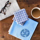 Mens Personalised Handkerchiefs