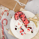 Christmas Candy Cane Table Favours Or Tree Decorations