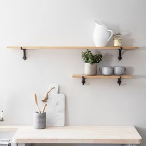 Oak Shelf - furniture