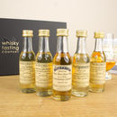 Old And Rare Scotch Whisky Set
