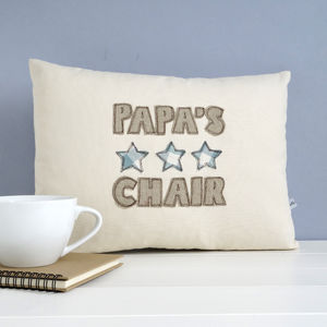 Personalised Stars Cushion - cushions