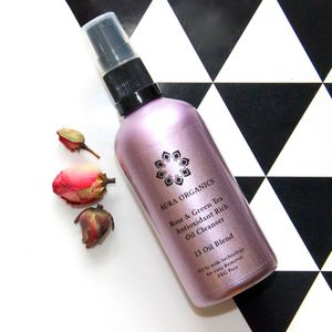 Rose And Green Tea Oil Cleanser