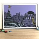 Piccadilly Circus London Limited Edition Print
