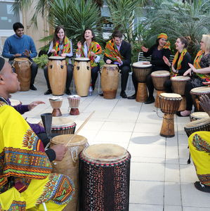 African Drumming Workshop For Four - experiences