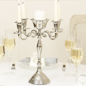 Formal Period Candelabra - table decorations