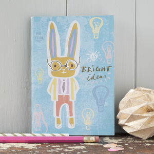 Easter Rabbit Notebook