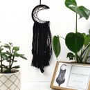 Make Your Own Black Half Moon Dream Catcher Kit