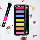 Make Up Palette iPhone Case Personalised