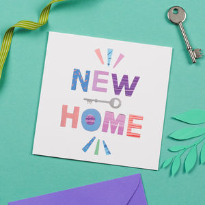 New Home Key Card
