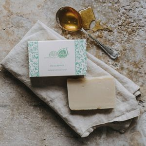 Fig And Honey Soap - bath & body