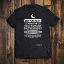 Dad Jokes T Shirt Moon