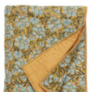 Soft Floral Quilt Available In Two Colours