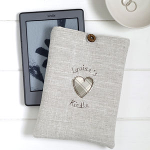 Personalised Kindle Or iPad Case