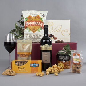 The Box Of Indulgence Gift Hamper