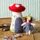 Flower Fairy Felt Craft Kit