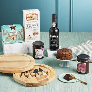 Luxury After Dinner Cheese Hamper