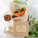Personalised 'Plant Your Roots' Plant Set