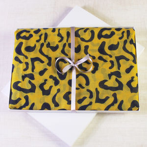 Animal Print Safari Scarf - new in fashion