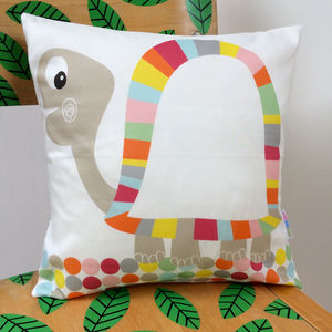 Children's Tortoise Animal Cushion - children's room
