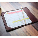 Italian Leather Golf Scorecard Holder