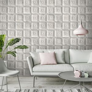 Waverly Wallpaper By Woodchip And Magnolia - dining room
