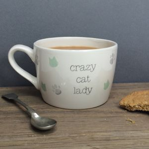 Crazy Cat Lady Mug - pet-lover