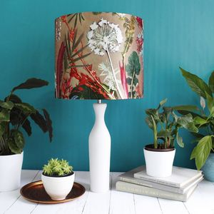 Country Home Style Table Or Pendant Lampshade - bedroom