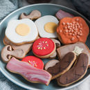 Full English Breakfast Biscuit Gift Set