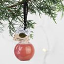 Flavoured Gin Party Bauble With Sparkle Dust