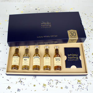 30 Year Old Scotch Whisky Gift Set