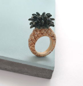Pineapple Ring - rings