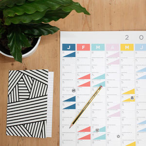 2017 Year Planner - gifts for her