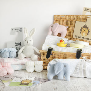 The Bespoke Baby Hamper - baby care