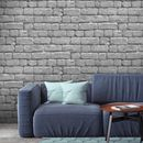 Silver Grey Brick By Woodchip And Magnolia