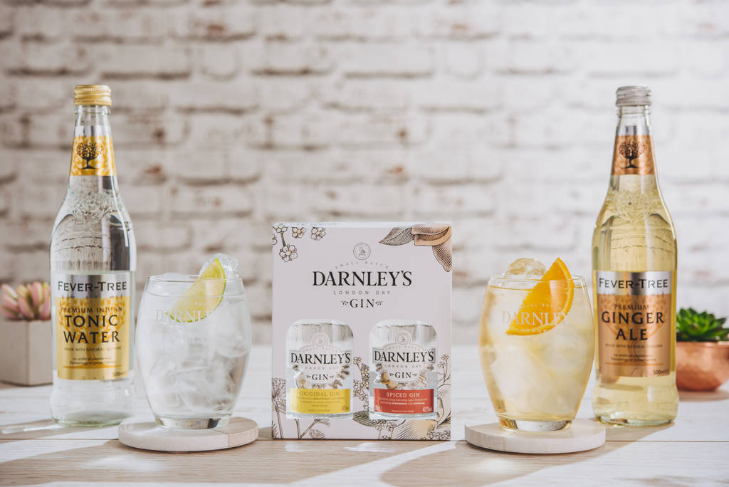 Darnley's Gin 'Date For Two'