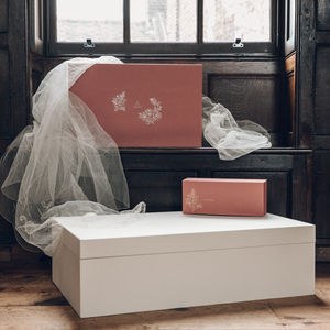 Trousseau Box - keepsake boxes