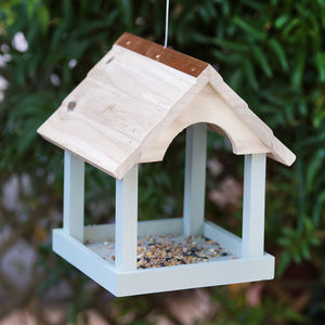 Hanging Bird Feeding Platter - bird feeders