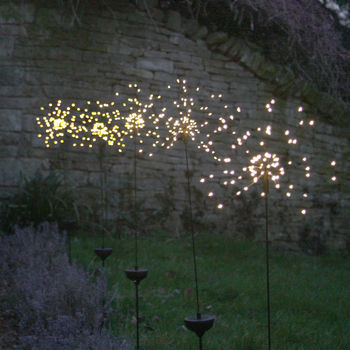 Starburst Indoor Or Outdoor Stake Light