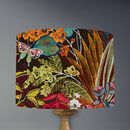 Hidden Paradise Lampshade In Calypso