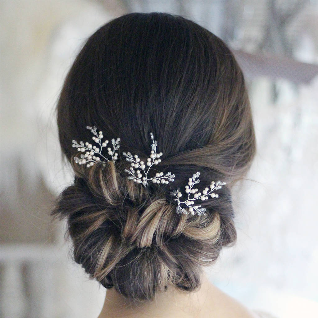 bridal and wedding hair accessories | notonthehighstreet